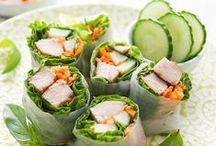 Food Bliss: HEALTHY BITES