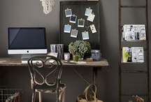 work space / by Danielle Heller