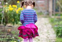 Girls Clothes I Love / I adore having thee little girls and shopping for them is lots of fun. We love pretty dresses, bright colours and funky prints as well as girly touches like ruffles and bows