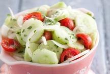 Salads / by Kathy Sherlin