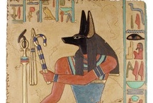 Anubis / Anubis the Greek name for a jackal-headed god associated with mummification and the afterlife in ancient Egyptian religion. He is the son of the Nephthys and Set according to the Egyptian mythology. According to the Akkadian transcription in the Amarna letters, Anubis' name was vocalized in Egyptian as Anapa. The oldest known mention of Anubis is in the Old Kingdom pyramid texts, where he is associated with the burial of the pharaoh.