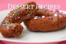 Favorite Desserts / by Rebekah Kerry