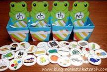 Kindergarten - Phonics! / by Natalie-Kate Campbell