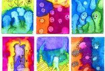 Infants - Art Inspiration  / by Natalie-Kate Campbell