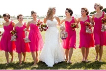 Pink And Green Weddings / The pink and green wedding theme done right :)