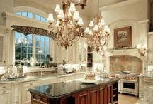 Kitchens / by Tammy Lanclos