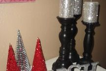 Holiday Decor / by Christine Mathieu