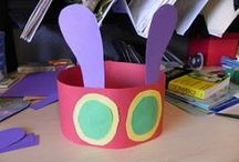 Kindy Crafts / by Natalie-Kate Campbell
