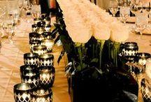 The Black & White Wedding