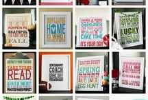 Printables  / by Natalie-Kate Campbell