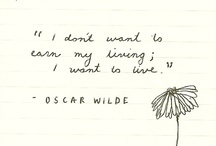 Quotes / by Crystal Woolen