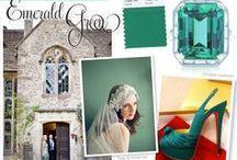 Pantone Color of 2013: Emerald Green