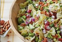 Salads/Vegetables.