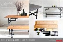 DIY design projects