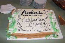 Celebrating Ten Years! / Our tenth anniversary celebration / by Aetheria Spa
