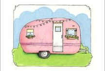 Ideas for camper / by Amy Fetzner