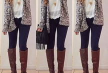 Outfits / by Taylor Nance