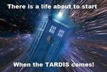<3 Doctor Who / I love Doctor Who!