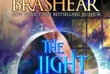 The Light Walker by Author Jean Brashear / by Nancy Munger