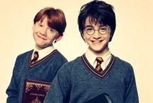 Harry Potter Love / by Erin Stevens