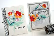 Card Inspiration / by Michelle Helton