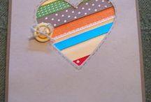 card making / by Lynn Kossarek