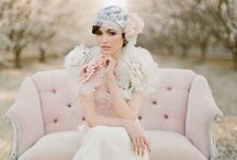 ladylike / tulle, bows, ruffles, floral, sparkles,... / by Melissa Ford