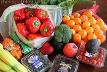 Grocery Staples & Tips / by Julie Blalock