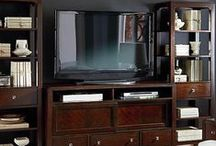 Entertainment and Media Furniture / by Bassett Furniture