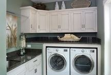 Laundry room / by Julie Blalock