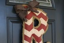 Home Decor / by Julie Blalock