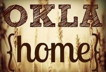 Oklahoma !!!! / Home!  Grew up in Newkirk, then lived in Ponca City, Duncan & Mustang.  My  two oldest boys are OSU graduates and both live in Colorado. My youngest son is still in Oklahoma in Stillwater.  In 2014 my hubby & I left the great State of Oklahoma for Texas.  Hopefully we will return to Oklahoma.    / by R Brashears