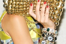 [baubles, broches & #armparty] / stacks on stacks on stacks / by Taeler Janae Austin Durrant