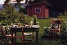 Porches & Outdoor Spaces