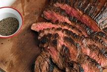 food, glorious food ... beef, veal / by Annie B.