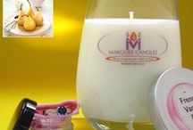 Fall Scent Marquee Candle / Wonderful Scents for Fall from Marquee Candles