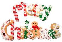 CHRISTMAS~♥~CRAFTS & TREATS / by Karen Fuertsch