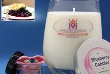 NEW Marquee Candle Scents