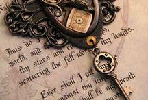 Steampunk Stuff / Self-explanatory, I think. / by Samantha Lynn