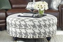 Geometric Prints & Patterns / A board dedicated to our favorite geometric fabrics and prints. / by Bassett Furniture