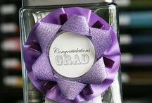 Graduation gifts, decorations, party ideas for my boys / by Shelby Andrews