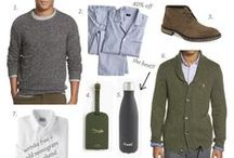 CBL Style Guide for Him / Style tips & inspiration for him. More on www.carriebradshawlied.com.