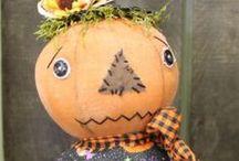 Handmade Dolls / by The Pattern Hutch