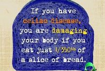 Celiac / Coeliac / For all of the newly diagnosed & for those who have years under their belts. Good information, lots of research & a little humor. For those who know, gluten free is kind of an umbrella term (and honestly inaccurate) for those of us with celiac. We need to know more about what impacts us, like gliadin. This board if for our knowledge, but if you're looking for gluten-free foods (term used loosly for those celiacs like me), look for my board Food: Gluten Free!. Good luck on your food journey :-)