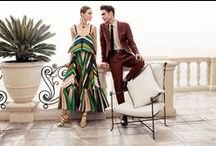 """#FerragamoSS16 Campaign / THE SPLENDOR OF LIFE    This season Salvatore Ferragamo creative director Massimiliano Giornetti unveils an uplifting new chapter in the luxury Italian House's visual communications with Lo Splendore Della Vita [The Splendor of Life], a campaign concept inspired by founder Salvatore Ferragamo's lifelong belief that """"there is no limit to beauty or the pursuit of perfection."""" Shot by acclaimed photographer Craig McDean, starring : Maartje Verhoef, Jing Wen, Julia Van Os and Jon Kortajarena"""