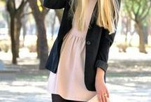 wardrobe... <3 / Clothes that I find super cute! / by Mandy Seese