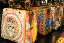 Purses, Handbags, Pocketbooks- Carry Me Home! / The hottest most fantastic looking bags- some of them works of art / by Lisa Gregorian