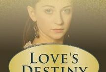 Love's Destiny / Love's Destiny will be published by Crimson Romance in June.