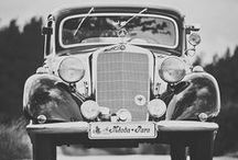 Vehicles~Vintage Automobiles / The beauty of classic auto's. / by Michelle Kopel