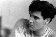 Elvis...Elvis...Elvis /  King of Rock and Roll. / by Michelle Kopel